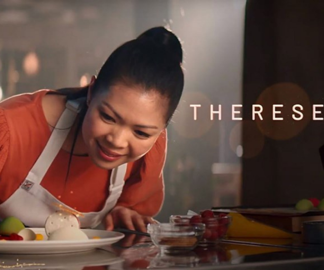 "**Therese**<br><br> Part Taiwanese, part Burmese, part Chinese cook Therese has one specific foodie passion.<br><br> ""I love cooking French pastry,"" she admits in the trailer."