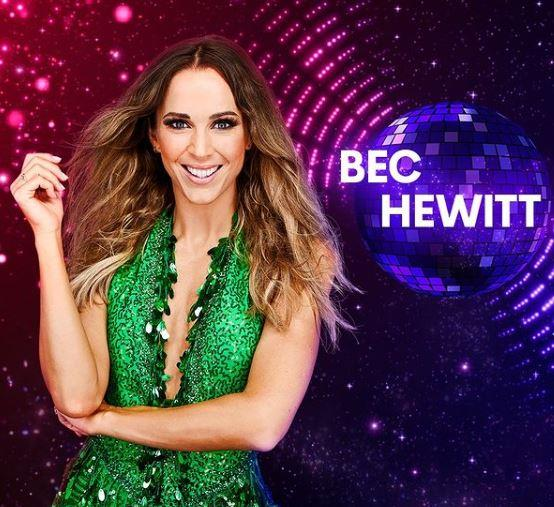 """In 2021, Bec made a long anticipated grand return to our screens... on [*Dancing With The Stars*](https://www.nowtolove.com.au/reality-tv/dancing-with-the-stars/dancing-with-the-stars-bec-hewitt-return-67040