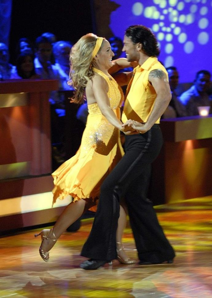 Five former champions (including Fifi Box - pictured) will return to the dance floor, along with four wildcards.