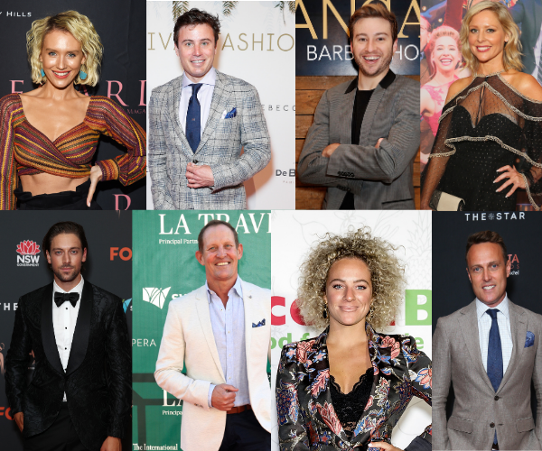 These famous faces could be entering the diary room!