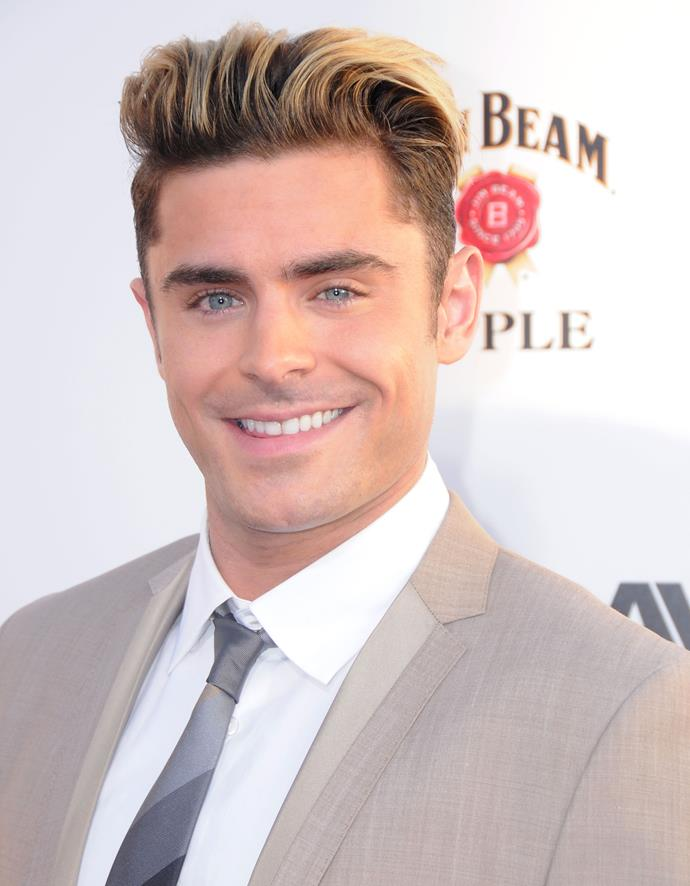 Zac is just one of the rumoured celebs to be making an appearance in the *CBB* house