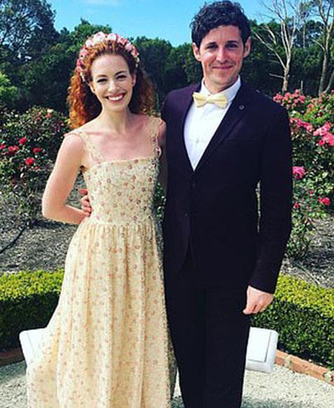 "And when Emma announced her engagement to Wiggles [bandmember Oliver Brian this week](https://www.nowtolove.com.au/celebrity/celeb-news/emma-watkins-engaged-67281|target=""_blank""), Lachy was one of the first people to congratulate the happy couple."