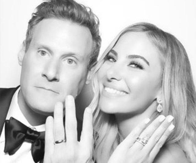 """[The couple wed](https://www.who.com.au/meghan-markle-ex-husband-trevor-engelson-marries-tracey-kurland