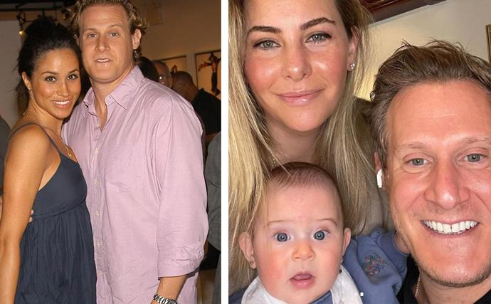 Inside Meghan Markle's ex-husband Trevor Engelson's blissfully happy life with his new wife and daughter