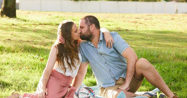 EXCLUSIVE: Inspiring soccer star Rhali Dobson has retired from professional sport to care for her fiancé fighting cancer