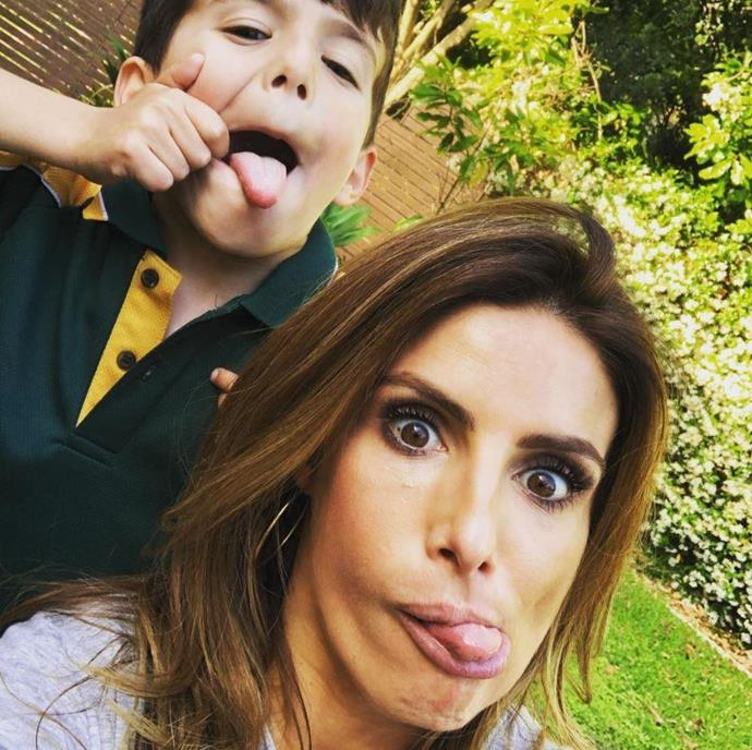 """**Ada Nicodemou** <br><br> Ada shares an unbreakable bond with her only child, Johnas, eight, whom she shares with ex-husband Chrys Xipolitas. <br><br> The 43-year-old frequently posts gushing tributes about the youngster on social media, as well as plenty of candid photos from delightful mother-son moments. <br><br> No matter what, Johnas is [Ada's number one priority](https://www.nowtolove.com.au/parenting/celebrity-families/ada-nicodemou-son-54474 target=""""_blank""""). <br><br> """"When he comes home from school, he just wants to spend time with me but I've got two loads of washing to do, I've got to get dinner ready, I might have a script to read or answer some emails and you've got to put everything aside for a second and say 'Of course',"""" she told *Now To Love*."""