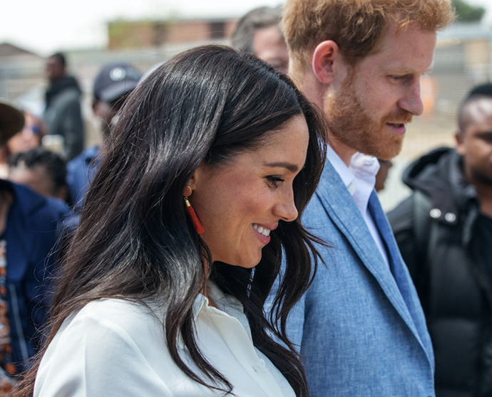 It is unclear as to whether Meghan will fly back to the UK for Philip's funeral alongside her husband, Prince Harry.
