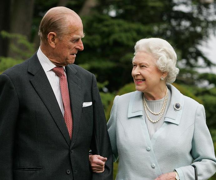 Prince Philip is survived by his wife The Queen, who is 94.