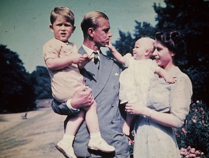 Indeed, as we watched the children grow before our very eyes, so too did Philip and Elizabeth. Just like any other parent.
