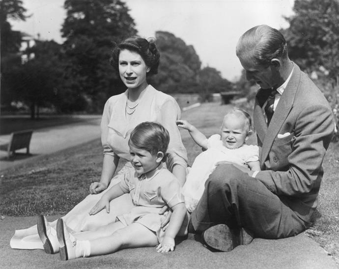 From day dot, Philip adored his little children, who each brought so much colour and character to the royal firm.