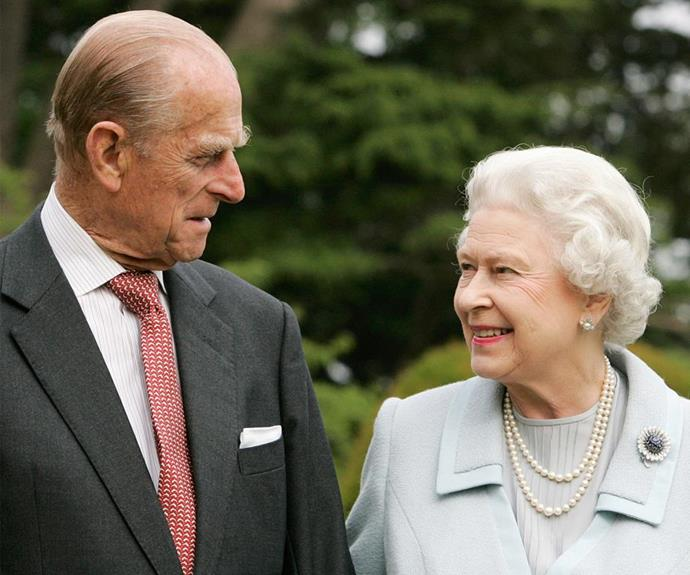 The Queen is still in good health to rule.