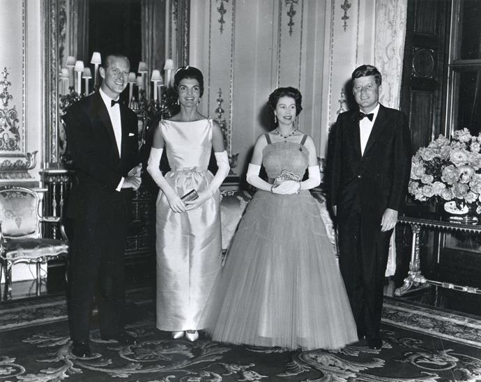 And even the world's most glamorous couple, the Kennedys, paled in comparison to the royal couple.