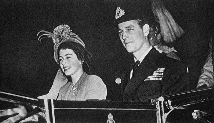 Philip and the then-Princess Elizabeth were the image of young love when they courted back in the 1940s. A royal from Greece, Philip ticked all the traditional royal boxes for a suitor of a To-Be Queen.