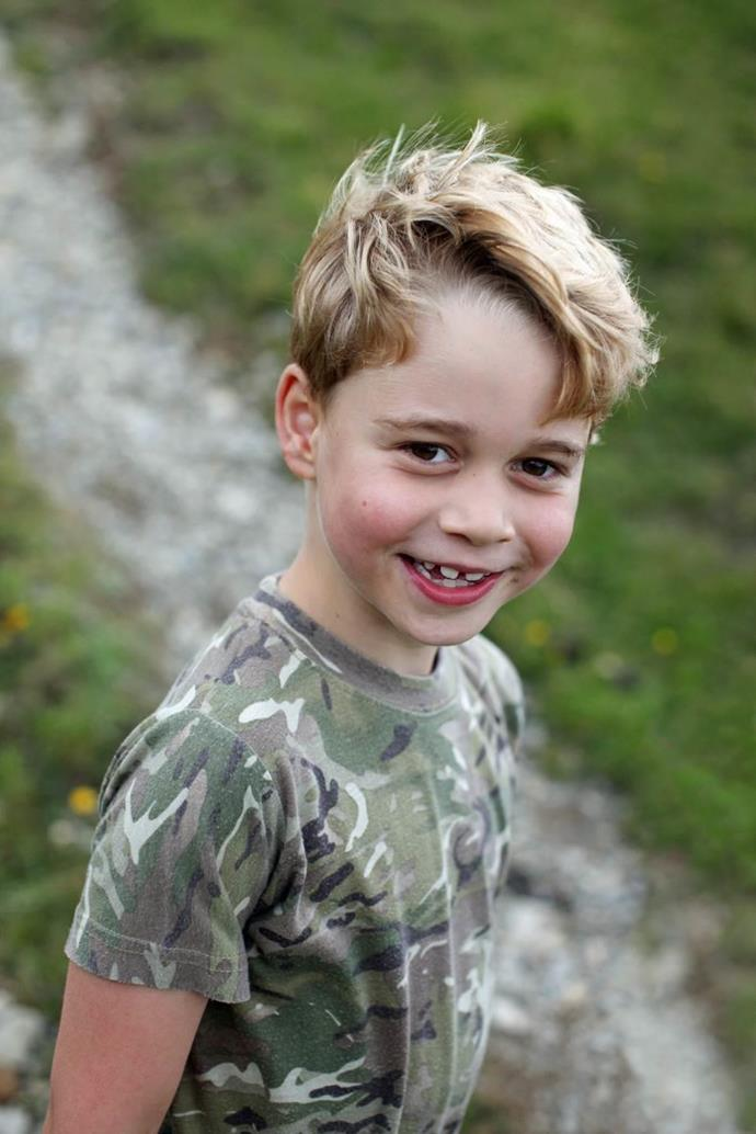 Prince George has attended several official engagements alongside his family over the years.