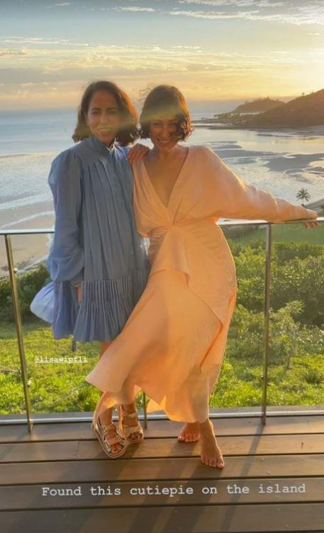 Best pals Zoe Foster-Blake and Lisa Wipfli joined forces during a beautiful beachside holiday.