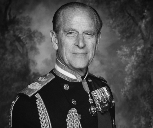 Prince Philip passed away on April 9, age 99.