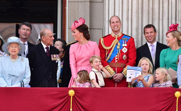 The Royal Family will farewell the Duke this Saturday at St George's Chapel in Windsor.