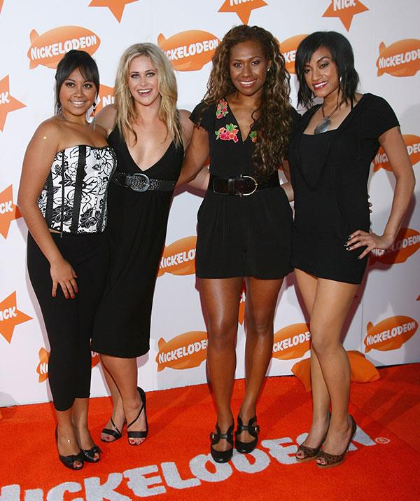 The Aussie girl group formed in 2006 after starring alongside one another on Australian Idol.
