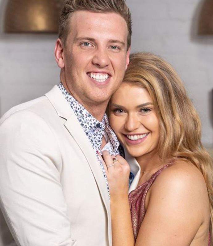 Liam and Georgia haven't had the easiest run on the show.