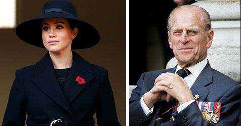 Sources say that Meghan Markle watched Prince Philip's funeral from her Californian home, as well as sending a wreath.