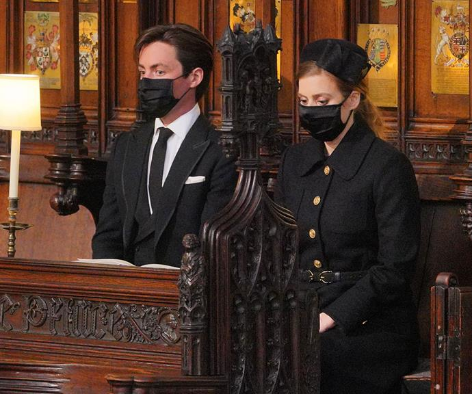 Princess Beatrice and Edoardo Mapelli Mozzi reflect on Prince Philip's extraordinary life.