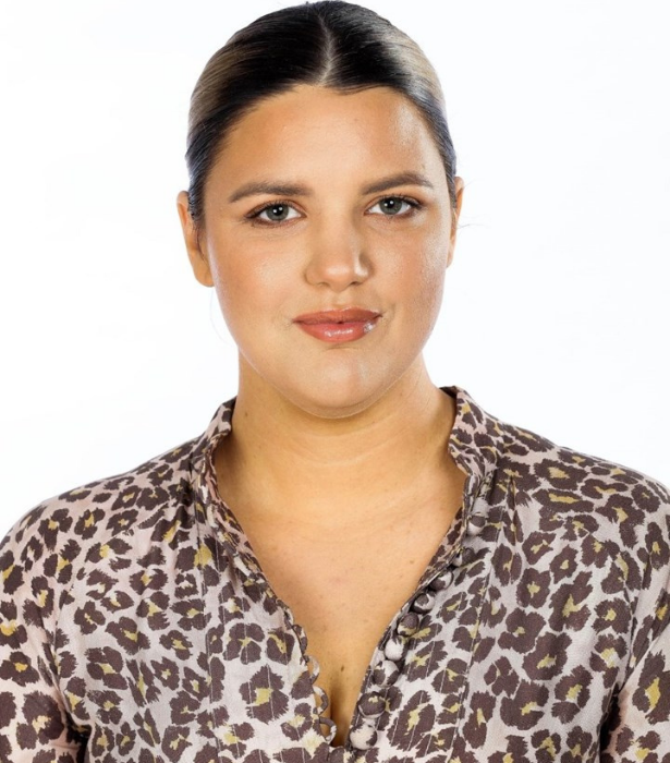 """**Charlotte**<br><br> Self-proclaimed """"Princess Char"""" is a 24-year-old sassy and single stylist from Queensland who thrives in Cheetah print. <br><br> She's ready to do whatever it takes to get to the finals and, if she wins, she claims she'll put the prize money towards """"something obnoxious"""" before popping the rest in her savings."""