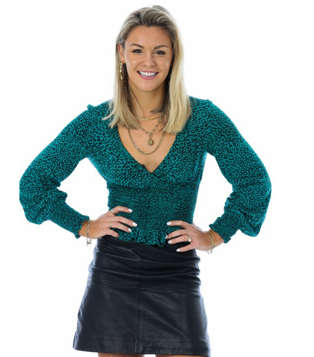 **Katie**<br><br> Think Katie Williams, 27, looks like a familiar face? There's a good reason why - she has previously appeared on *Australian Ninja Warrior.* <br><br> The personal trainer and podcast host also has another connection to reality TV. She once dated *Married At First Sight* groom Mikey Pembroke before he appeared on the dating show.
