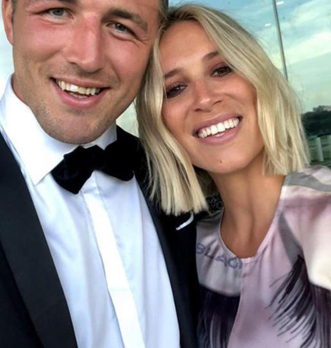 **Sam Burgess, 32**  NRL player Sam has been the subject of several legal issues but if ever there was a show to prove yourself, it's SAS.