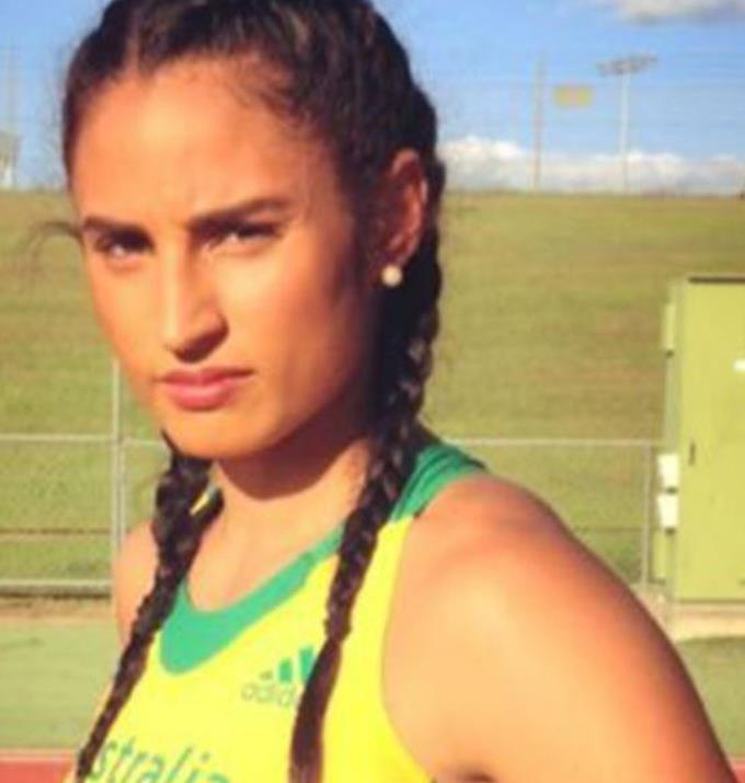 **Jessica Peris, 31**  Fans may recognise sprinter Jessica as the daughter of Olympian and *Survivor* star Nova Peris and for her four year ban for taking steroids. Perhaps she asked her mum for reality TV tips...