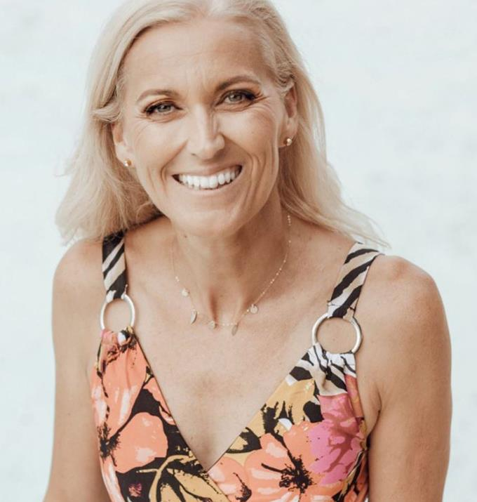 **Kerri Pottharst, 55**  Back in 2000, Kerri won a gold medal at the Olympics for beach volleyball and is one of the sport's most famous faces. Let's see if she can be as tough on *SAS* as she is on the court.