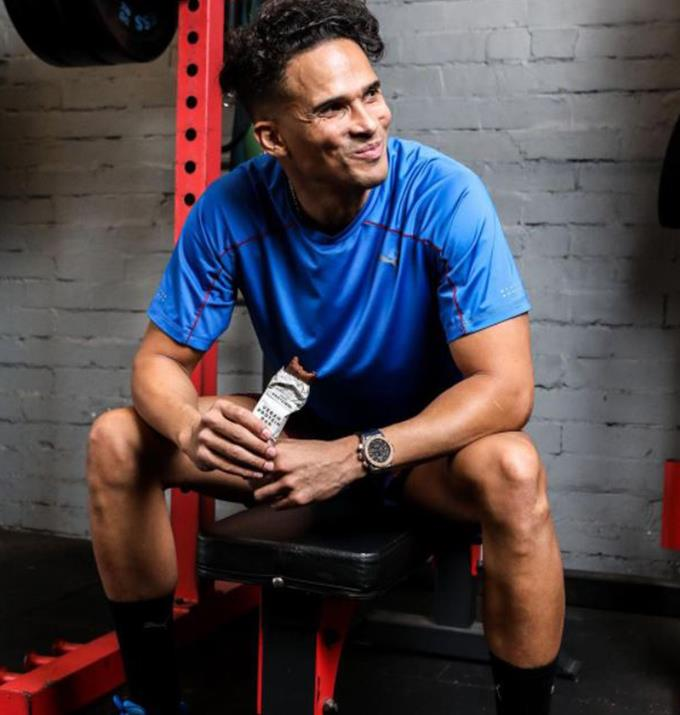 **John Steffensen, 38**  Former track and field Olympian turned motor racer John is unafraid of danger so let's see if this adrenaline junkie can excel at this year's challenges.