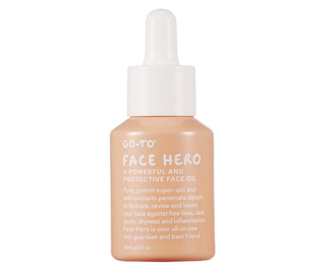 """**Go-To Face hero, $45, [shop it here.](https://www.mecca.com.au/go-to/face-hero/V-813012.html target=""""_blank"""")**"""