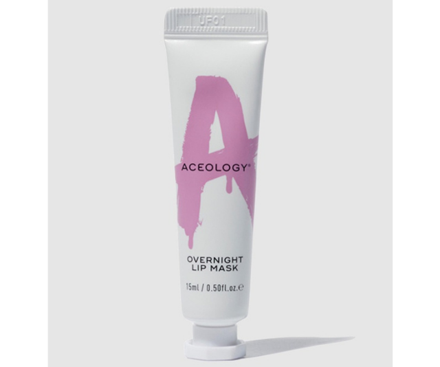 """**We love Aceology Overnight lip mask, $29, [shop it here.](https://www.theiconic.com.au/overnight-lip-mask-1149618.html target=""""_blank"""")**"""