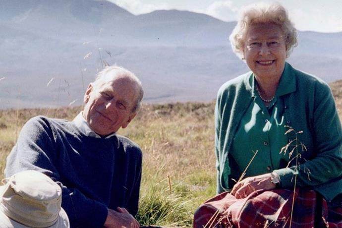 """""""It has been a comfort to us all to see and to hear the tributes paid to my husband."""""""