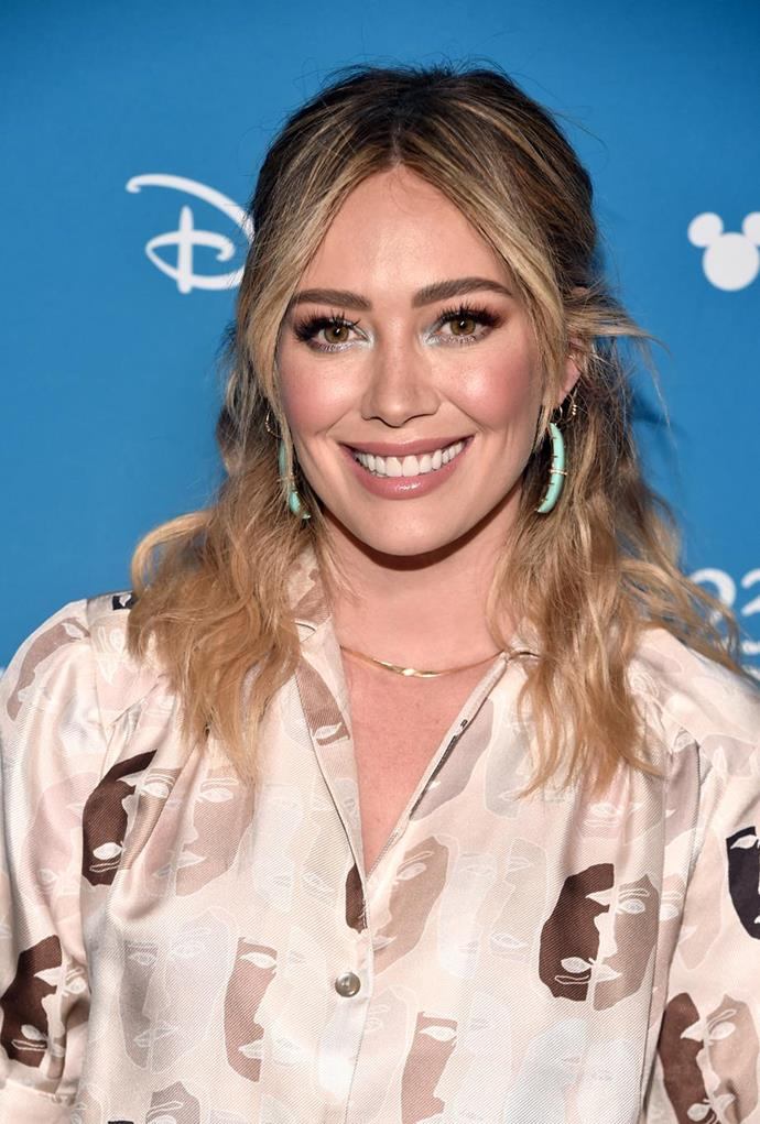 Hilary Duff plays lead role, Sophie.