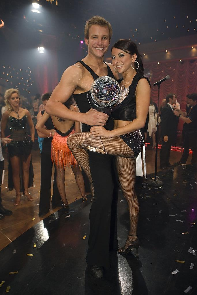 Luke won the show back in 2008.
