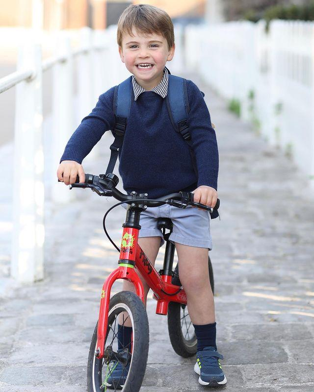 """For his [third birthday](https://www.nowtolove.com.au/royals/british-royal-family/prince-louis-3rd-birthday-67459
