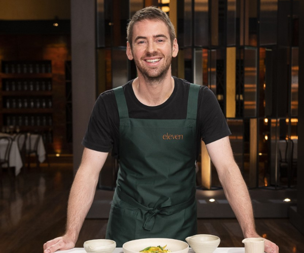 Callum is heading back to the Master Chef kitchen, a place that brings the memories flooding back.