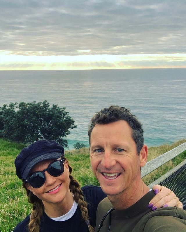 **Dean Gladstone's partner, Katy Graczer** <br><br> Dean and Katy are a couple force to be reckoned with, what with their positive, uplifting wholesome Insta posts and business ventures together.