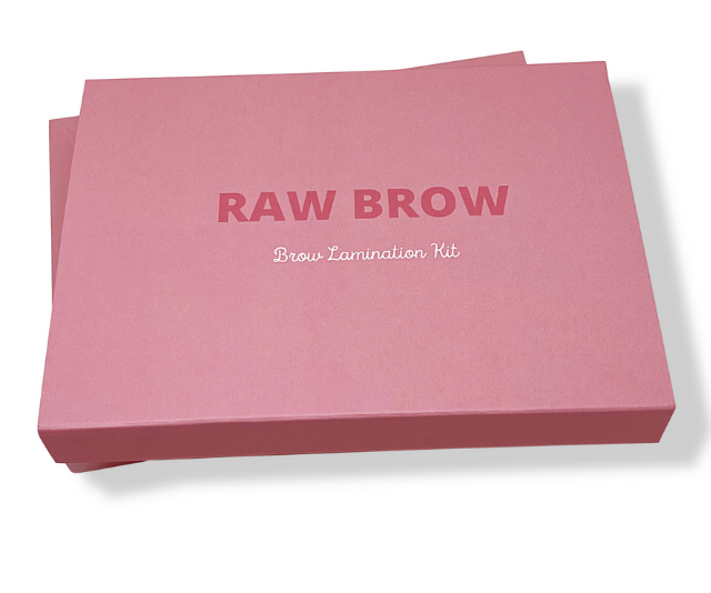 """**Raw Brow** <br><br>  The beauty brand went viral on Instagram thanks to its easy-to-use kit and impressive results photographically documented on the social media site. Plus, they ship worldwide for FREE.<br><br>  **RAW BROW DIY Brow Lamination Kit, currently on sale at $45, [shop it here.](https://rawbrow.com/products/raw-brow-lamination-home-kit