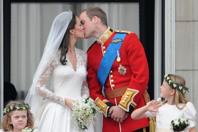 The Royals said 'I do', and Kaylene and Reuben did too!