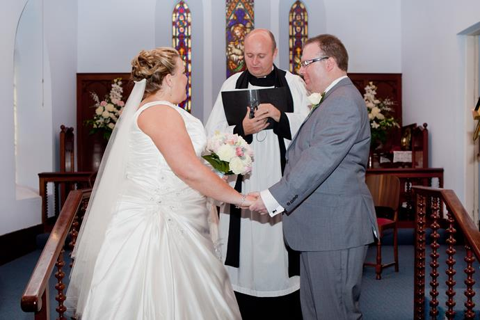 Kate and Kaylene both had fairytale weddings with their Prince Charming
