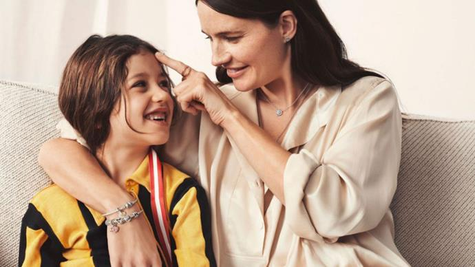 "Spoil mum with a [Pandora bracelet, charms or necklace](https://au.pandora.net/en/gifts/occasions/mothers-day/|target=""_blank""