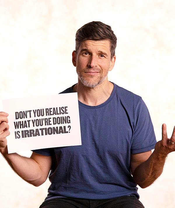Osher gives insights into what living with OCD is *really* like.