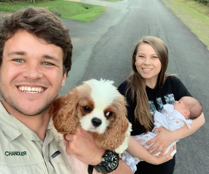 Family snap!