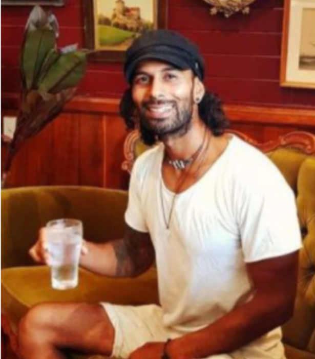 **Simba Ali**<br><br> Spiritualistic therapist Simba Ali is another cast member leaked.