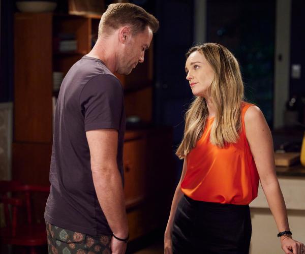 Christian's rash decisions lead to a showdown with Tori.