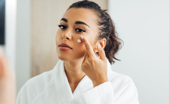 Retinol for beginners: Start with a lower concentration and build up slowly with time.