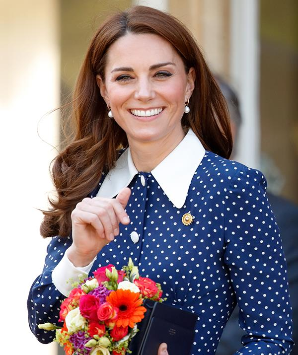 Kate Middleton, The Duchess of Cambridge is a pro at doing her own makeup.