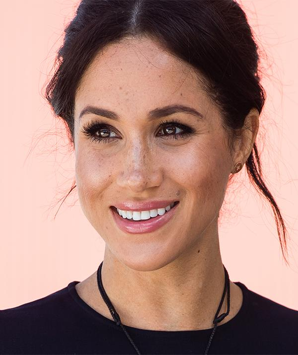Meghan Markle, The Duchess of Sussex is all about the natural look.